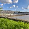 Photos: 小牧市本庄のゴルフ練習場「スコットハウス958」跡地に土木系レンタル企業? - 5