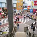 Photos: 先月オープンしたばかりのマルチナボックス - 12:2階から見た大須商店街