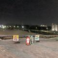 Photos: 桃花台線の桃花台中央公園撤去工事(2019年9月11日):柵が設置 - 1