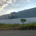 Photos: 解体工事中の旧ザ・モール春日井(2019年9月17日):国道19号側が全面シートで覆われる - 6