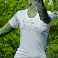 Photos: 錦通と久屋大通公園の噴水上彫像に「あいちヒトリエンナーレ」と書かれたTシャツが着せられる!? - 11