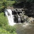 写真: 「龍門の滝」