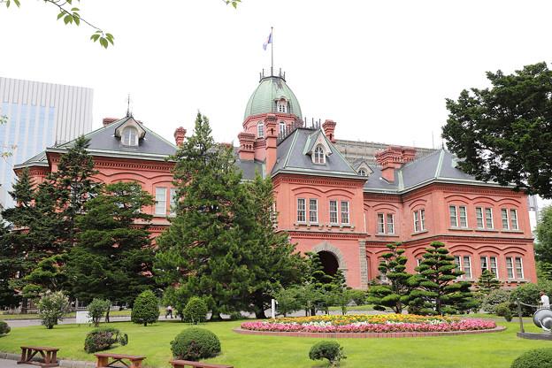 旧道庁(赤レンガ庁舎)
