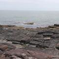 写真: 千畳岩?