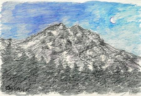 20190605赤岳