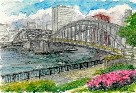 20190723勝鬨橋
