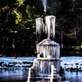 Photos: 極寒の朝