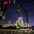 工場夜景 1