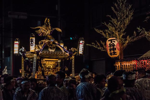 上野 下谷神社大祭