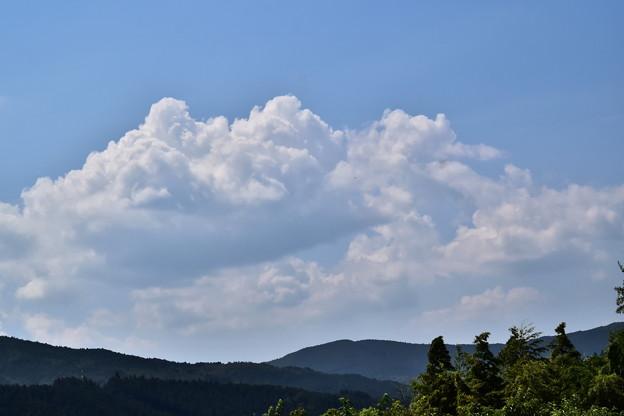 Photos: 山のような形