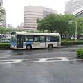Photos: 雨の千葉駅東口と千葉海浜バス