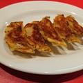 写真: 三島で食べた焼餃子
