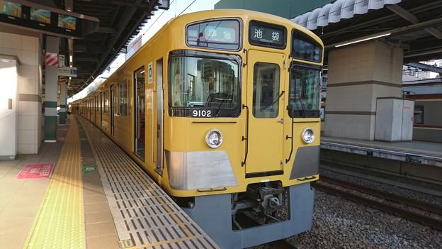 西武鉄道 9000系_0015