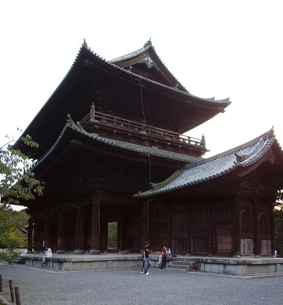 南禅寺 三門 (パノラマ写真)