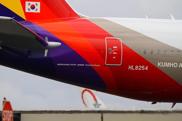 B777-200 ER Asiana 03