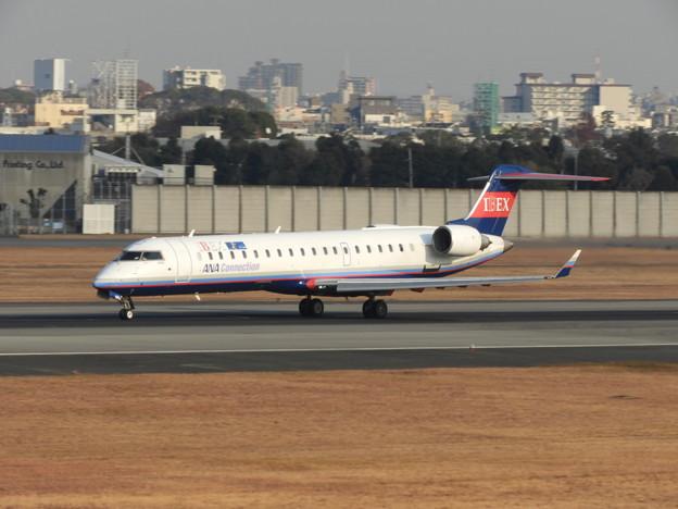 写真: IBX CRJ700