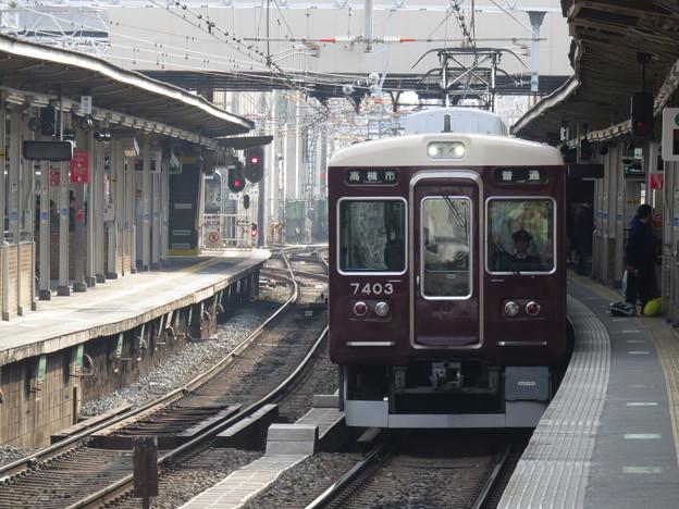 Photos: 阪急7304F