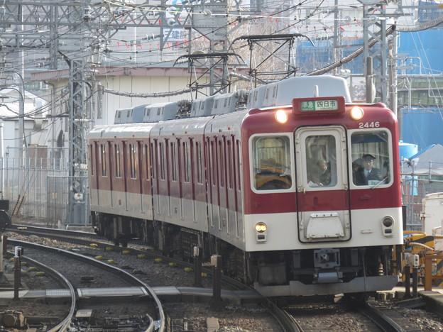 近鉄2446F