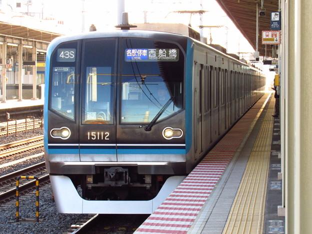 東西線15112F
