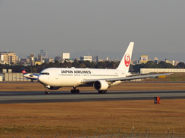 JAL B767-300ER