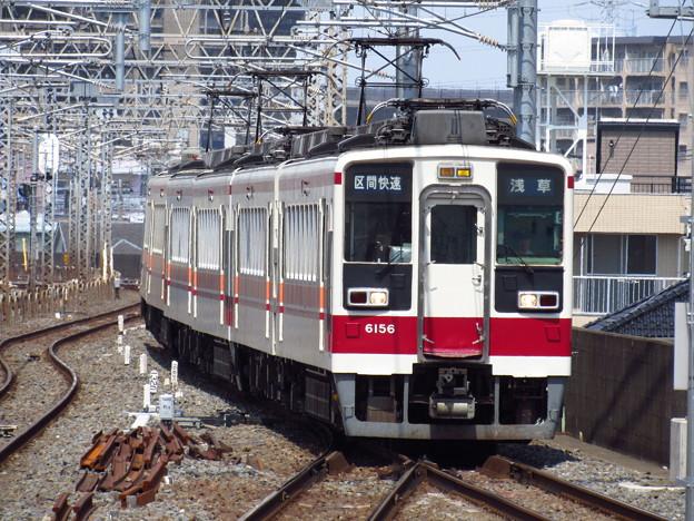 東武6156F