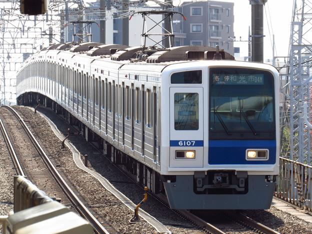西武6007F