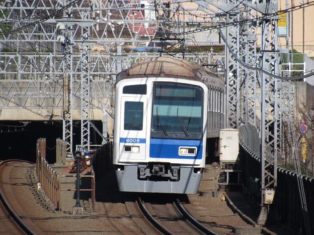 西武6008F