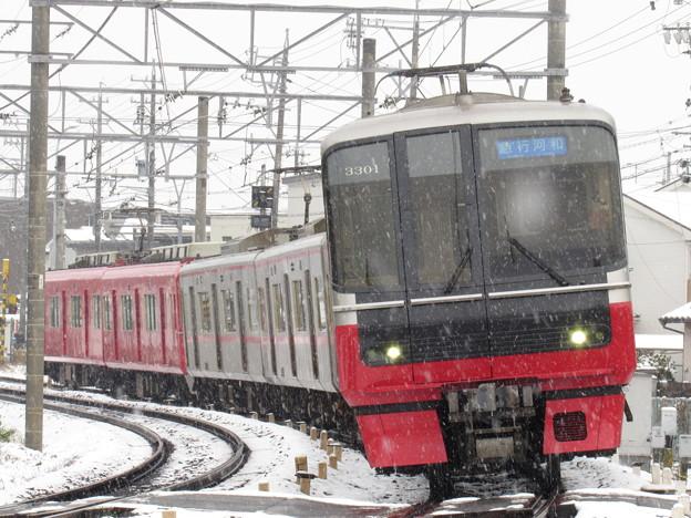 名鉄3301F