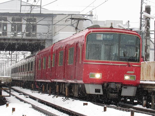 名鉄3111F