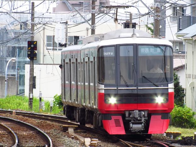 名鉄3172F