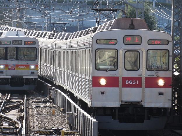 東急8631F