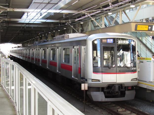 東急5187F