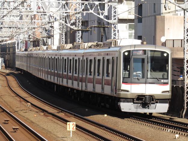 Photos: 東急4107F
