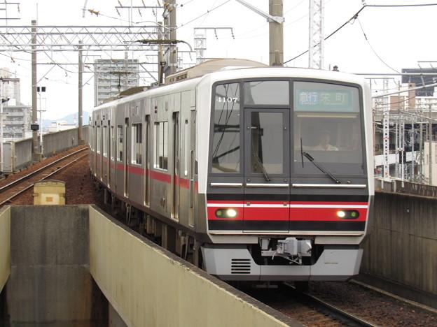 名鉄4007F