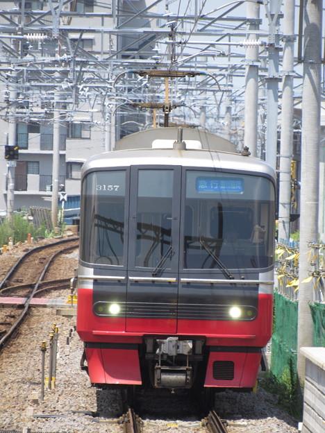 名鉄3157F