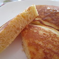 Photos: 中力粉で作ったパンケーキ