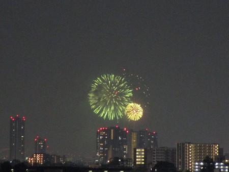 戸田橋花火大会.4