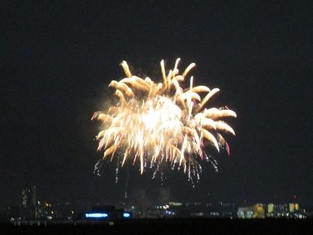 さいたま市の政令指定都市15周年花火大会 (3)