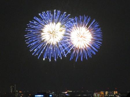 さいたま市の政令指定都市15周年花火大会 (7)
