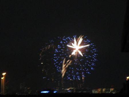 さいたま市の政令指定都市15周年花火大会 (40)