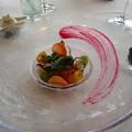 Photos: スモークサーモンのサラダ