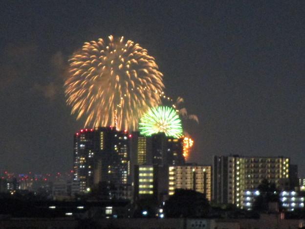 戸田橋花火大会2