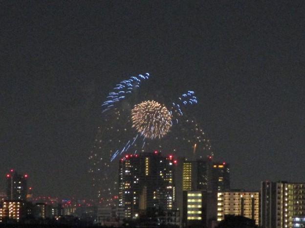 戸田橋花火大会6
