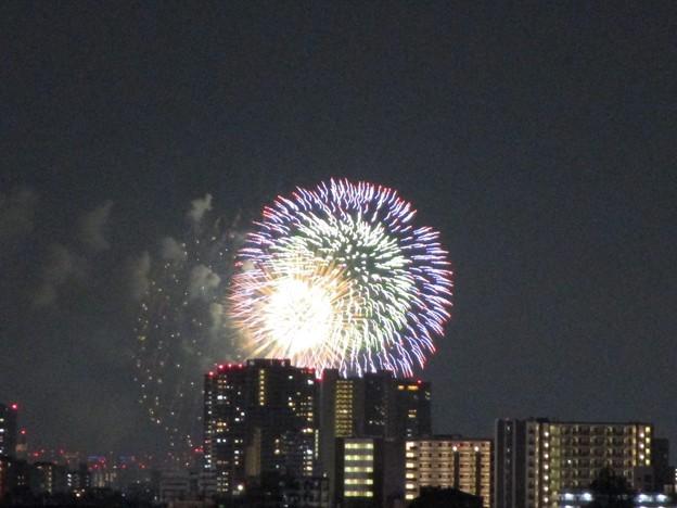 戸田橋花火大会7