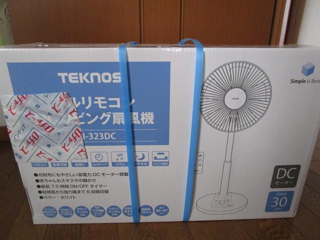 DC扇風機 KI-323DCを購入