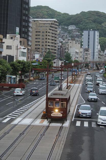 Photos: 新長崎街道を下る168号2