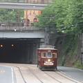 Photos: 桜橋の下から出てきた168号