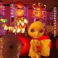 写真: 山鹿灯籠浪漫・百華百彩に行って来ました