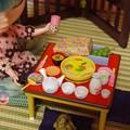 写真: 桃屋五目寿司のたねは秀逸です