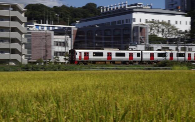 Photos: 待ってた電車と違うんだけど